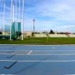 Realizzazione pavimentazione per pista di atletica, CAGLIARI, Selargius