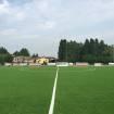 Realizzazione di un campo da calcio a 11 in erba sintetica, Campo a 11. BRESCIA, Flero