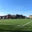 Realizzazione campo da calcio a 11 in erba sintetica, Campo a 11. VARESE, Castellanza