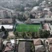 , LUMEZZANE, il campo da calcio dell'Oratorio san Filippo Neri di Lumezzane Pieve