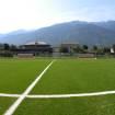 Realizzazione di un campo da calcio a 11 in erba sintetica, SONDRIO