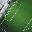 , VILLA CARCINA, il nuovo manto in erba sintetica del campo da calcio parrocchiale